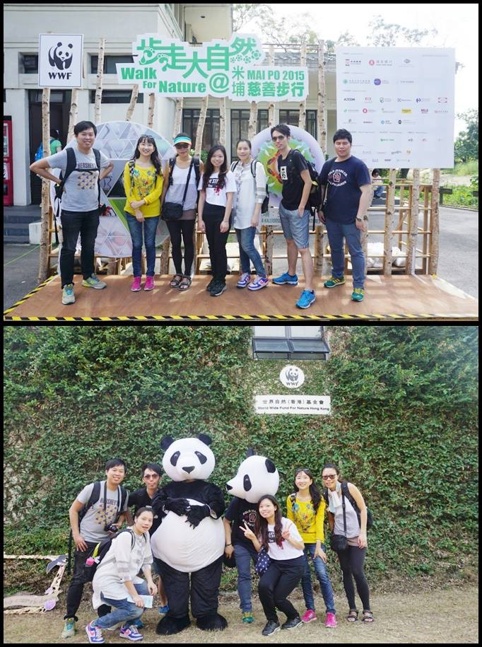 GICL – WALK FOR NATURE FROM WWF 2015