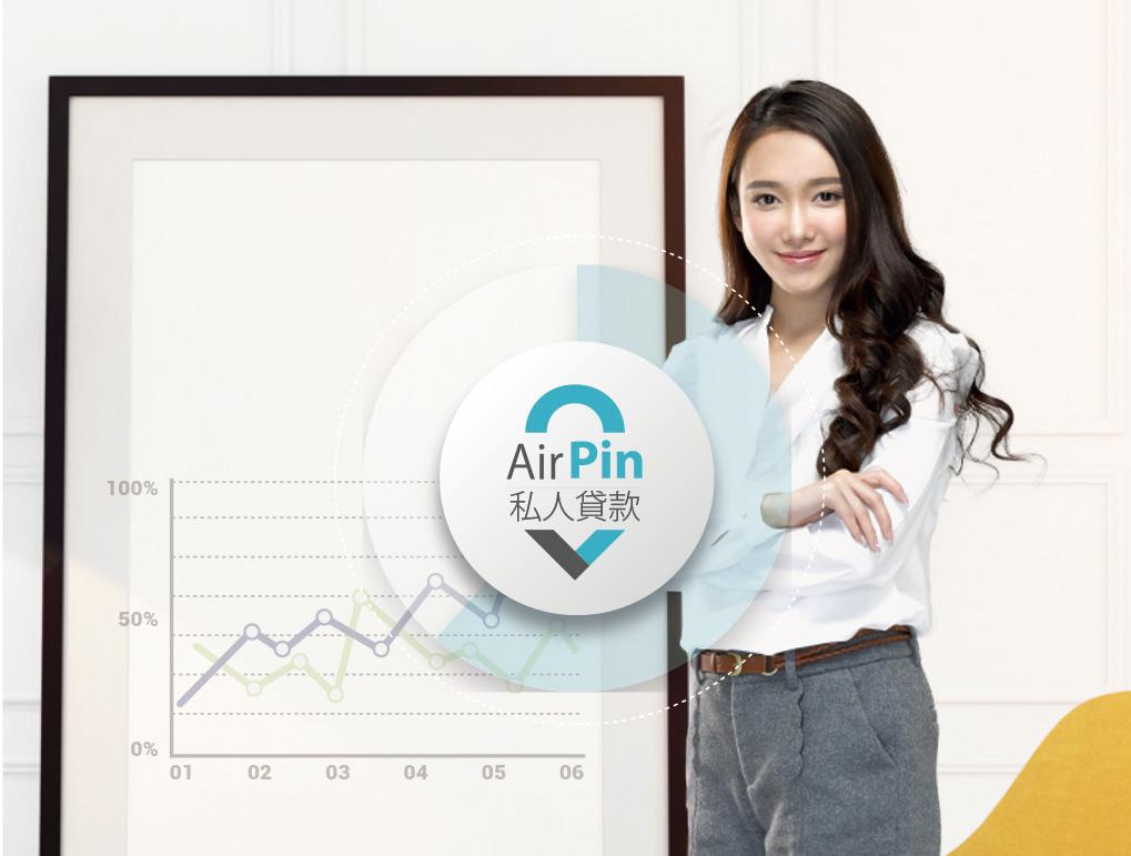 AirPin 私人貸款 GICL 環球信貸